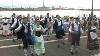 """Gruppo Folk """"I Cariddi"""" - Tarantella dill"""