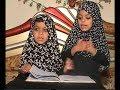 2 Little Girls Reciting Noha | Ana Mazloom Hussain | Zawar Hina Zainab & Zawar Tabinda Zainab