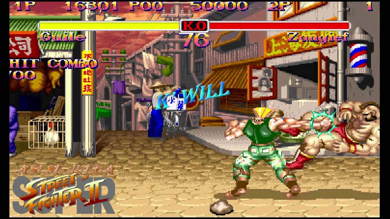 Ssfii Super Street Fighter Ii Combos Collection 100 Hd Youtube