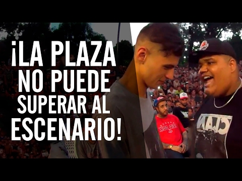¡MC'S De Escenario Que Humillaron A MC'S De Plaza! | Batallas De Gallos Rap