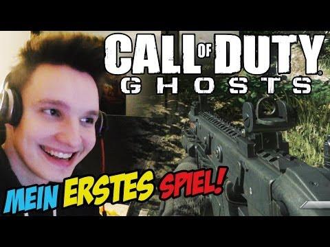 CoD Ghosts - Ein EPISCHER Anfang! (Mein ERSTES Spiel!)