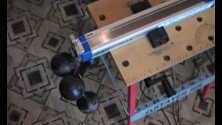 видео Управление линейным двигателем. Способ управления однообмоточным линейным электромагнитным двигателем ударного действия