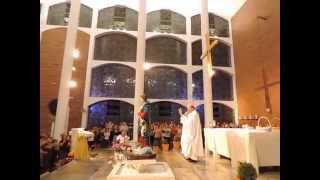 Padre João Bachmann de Blumenau e sua Missa Novena de Nossa Sen