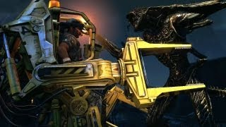 Aliens: Colonial Marines Trailer - Gameplay, Cinematic - Baddest Motherf**ckers in the Galaxy