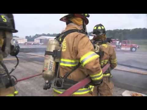 Introduction To Aircraft Rescue And Firefighting (ARFF): Section 2 – Airport Familiarization