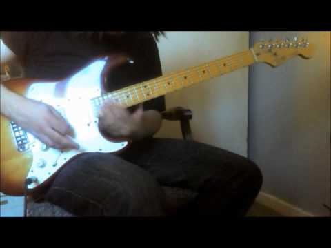 Gary Moore - Moving On - Guitar Cover