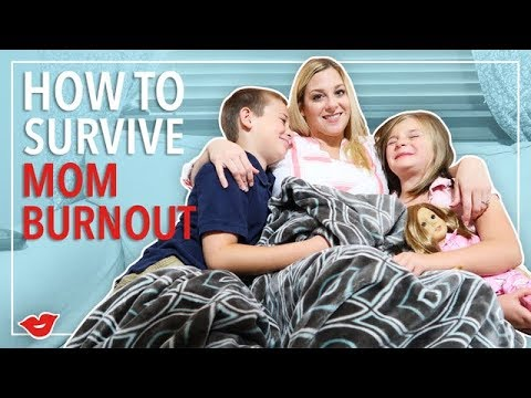 Tips for Surviving Mom Burnout! | Kimmy from Millennial Moms