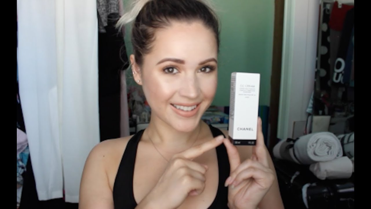3fe92cb9e0 Chanel CC Cream Review/Demo