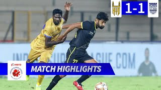 Hyderabad FC 1-1 Mumbai City FC - Match 66 Highlights | Hero ISL 2019-20