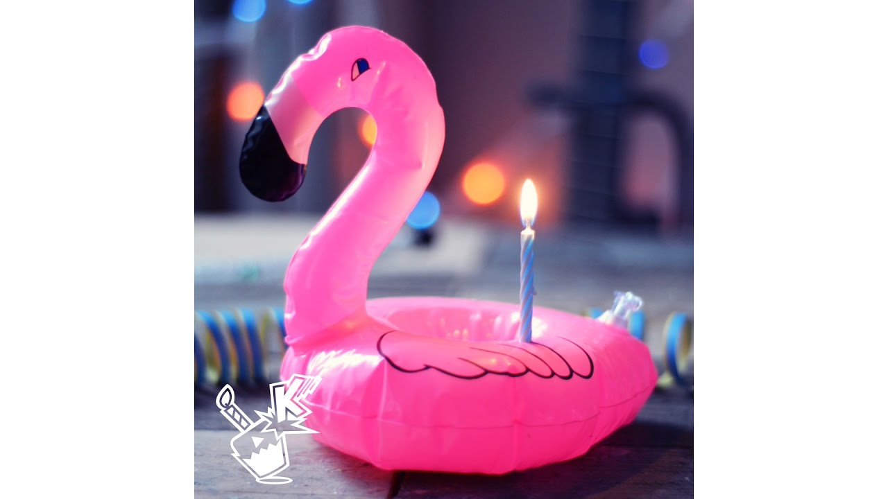 maxresdefault happy flamingo birthday youtube