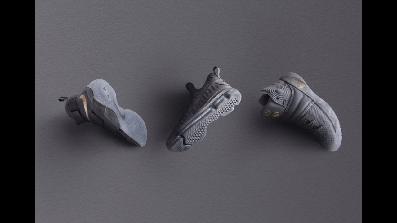 689482162a8 The Nike Basketball Battle Grey Pack Kicks Off The New NBA Season ...