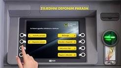 Cash-in/ Deponim parash ne bankomat
