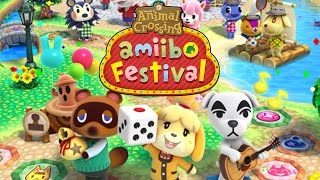 Animal Crossing Amiibo Festival - Livestream #2 [Every 100 LIKES = Amiibo Card Giveaway]