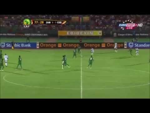 Zambia 1 - 1 DR Congo | 2015 Africa Cup™