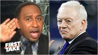 Stephen A. calls out Jerry Jones | First Take