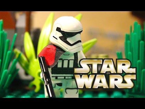 LEGO Star Wars First Order Vs Resistance On Endor!