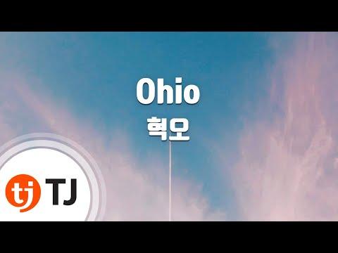 [TJ노래방] Ohio - 혁오 (Ohio - hyukoh) / TJ Karaoke