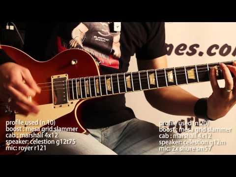 Kemper Profiles: Rivera K120 Knucklehead Tr Reverb (Metal Demo) + FGN Neo Classic Les Paul