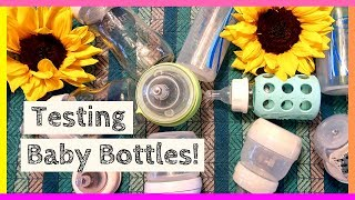 Ultimate Baby Bottle Review 2019 - Breastmilk or Formula - Glass, Plastic, Silicone
