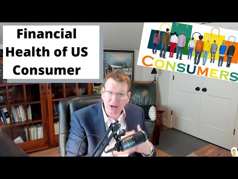 Financial Health of #US #Consumer
