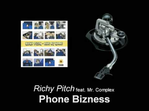 Richy Pitch feat. Mr. Complex - Phone Bizness