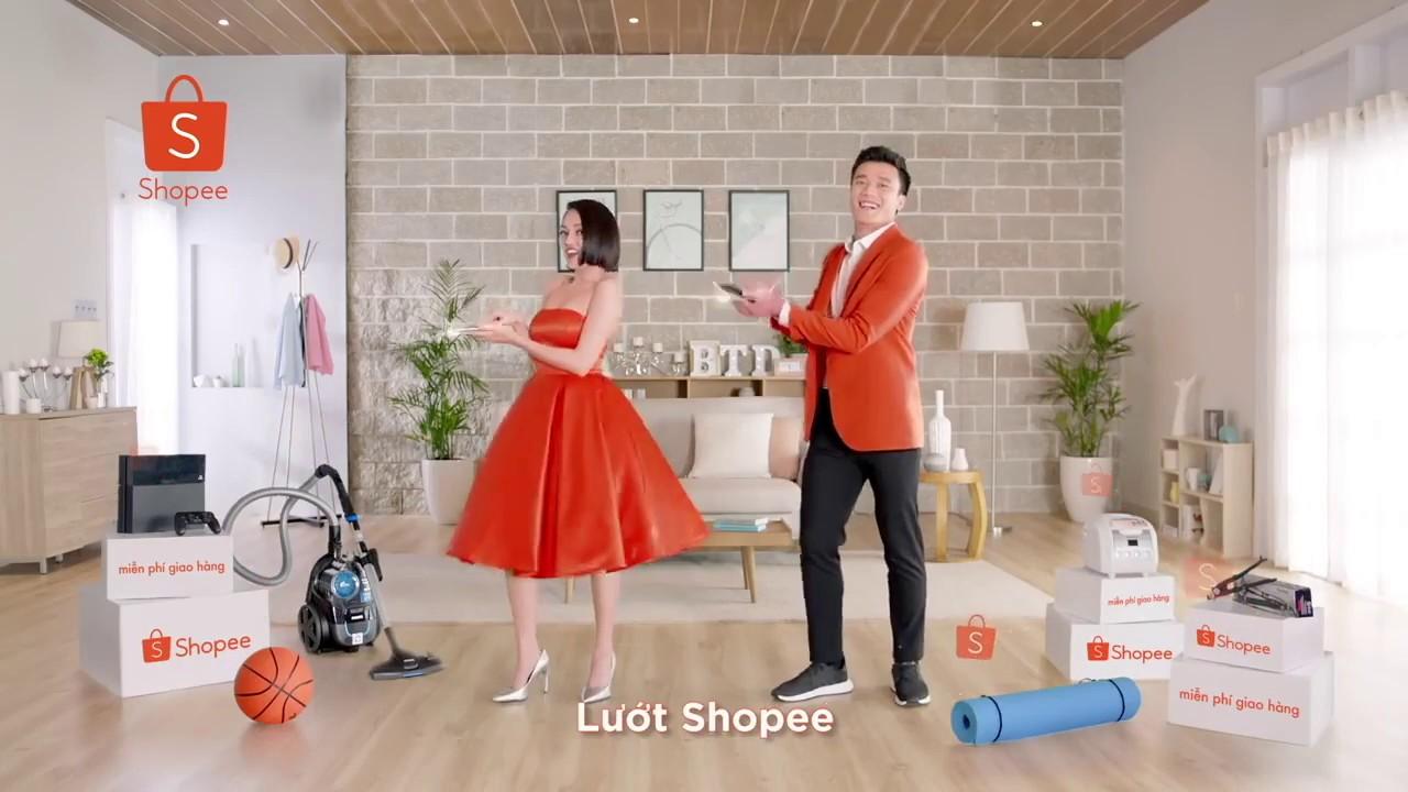 Phim quảng cáo shopee, bản thu gọn 10p - PQC088