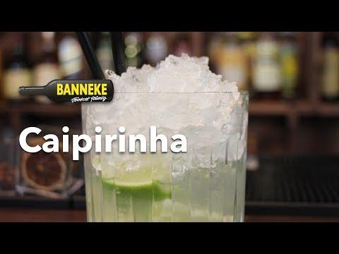 Caipirinha - Cachaca Cocktail Selber Mixen - Schüttelschule By Banneke