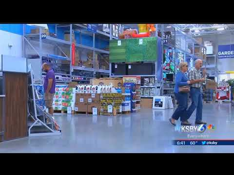 Lowe's opens store in new Santa Maria shopping center