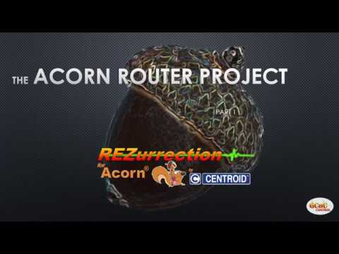 Repeat Acorn Project Part 1 by Gary G Campbell - You2Repeat