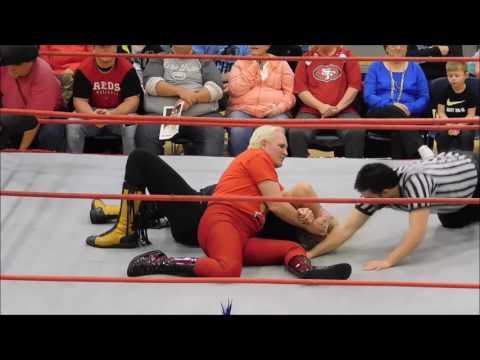 Shane Douglas vs Bobby Fulton Frankfort Ohio 3/11/2017