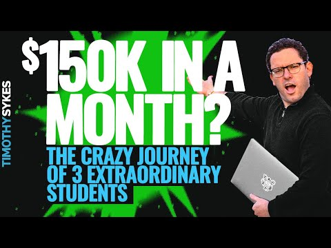 $150K in a Month? the Crazy Journey of 3 Extraordinary Students