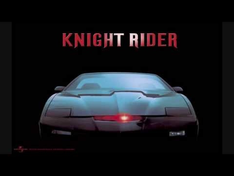 Knight Rider supercar fast remix