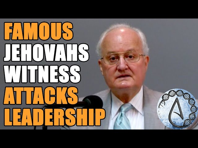 Famous Jehovahs Witness Criticizes Governing Body