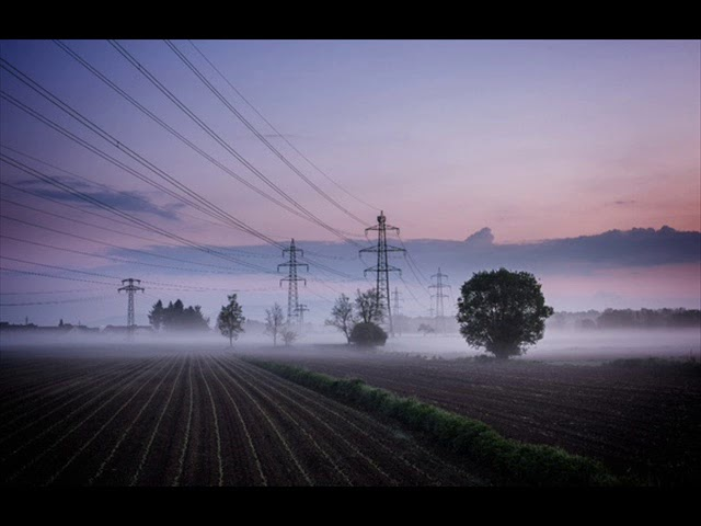 Леонид Нузброх. Осенний пейзаж