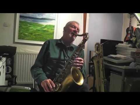 At Last Jazz Improvisation On Tenor Sax