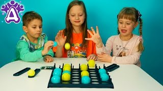 Дети в Игре Отскакивают от Детей. Играть в Отскок и | детские азартные игры играть