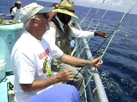 FISHING WITH JOSHUA ANTHONY AND FRIENDS IN TAMPA FLORIDA SUMMER 2008-PART II