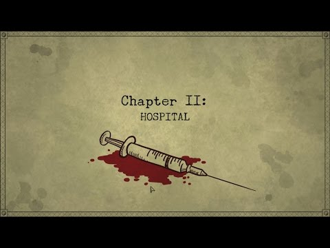Bad Dream: Coma   Hospital (chapter 2, bad path, no commentary)