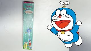 Doraemon Electric Toothbrush for Kids Soft Toothbrush