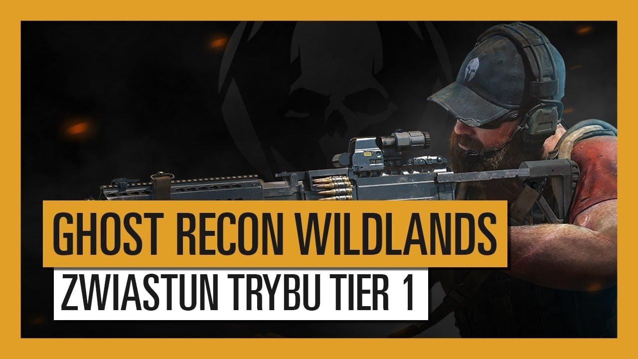 Darmowa Aktualizacja – Tom Clancy's Ghost Recon Wildlands – Zwiastun Trybu Tier 1 | Ubisoft