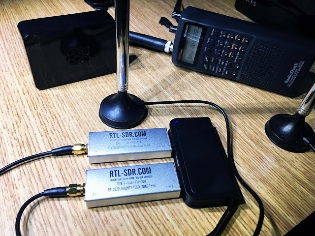 Cheap Digital Trunked Scanning Using SDR for the Absolute Beginner