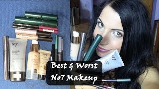 best worst no7 makeup products   review