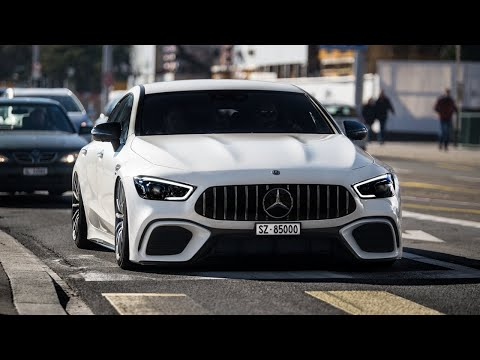 Mercedes-AMG Compilation 2019 - AMG GT63s, AMG GTR, GTS, SLS, G63, E63s, C63s, CL63, GLC63.....