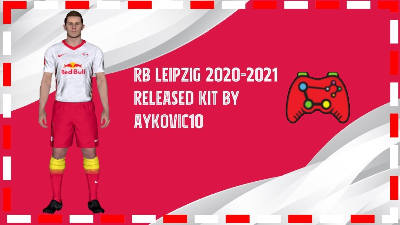 Pes 2017 Rb Leipzig Official Released Kits 2021 By Aykovic10 Youtube