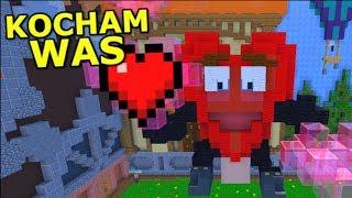 KOCHAM WAS! - Minecraft BuildBattle