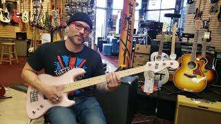 Flea Active Jazz Bass REVIEW!