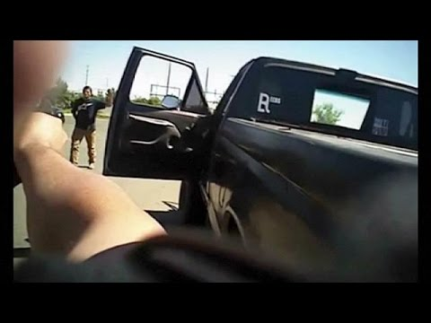 US: Fresno police release body-cam footage of shooting of unarmed teen