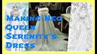 ~Making of Neo Queen Serenity