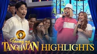 Tawag ng Tanghalan: Vice helps Ryan court Alyssa's mother