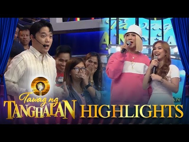 Tawag ng Tanghalan: Vice helps Ryan court Alyssas mother